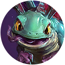 Thresh looks like