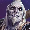 Yorick looks like                                                 Xul - Champion similar