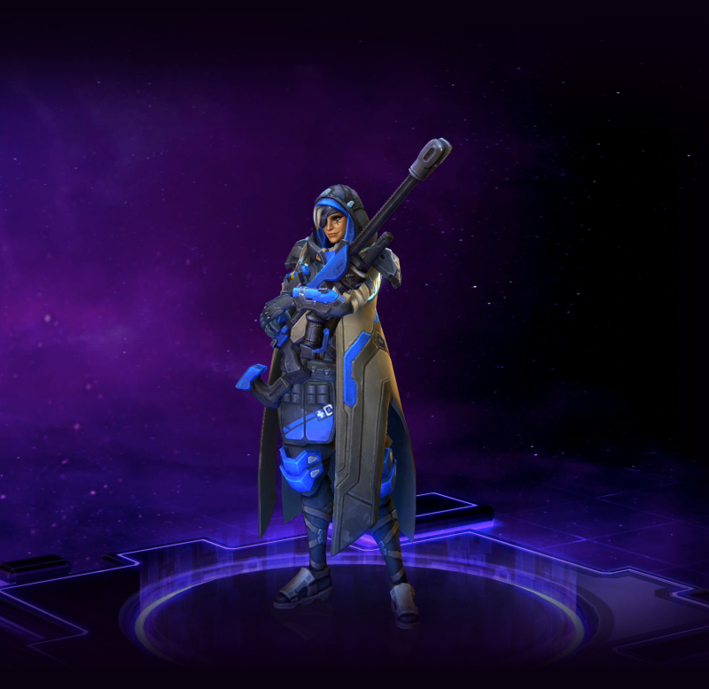 Ana Heroes Of The Storm October 2nd, 2017 18:28 gmt. ana heroes of the storm