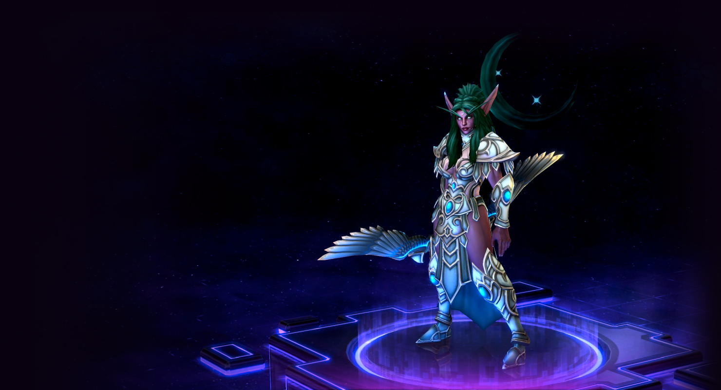 High Priestess of Elune