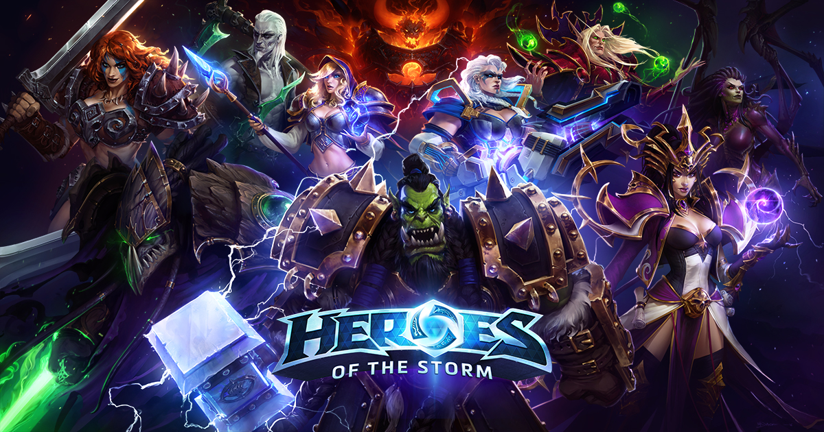 Home - Heroes of the Storm